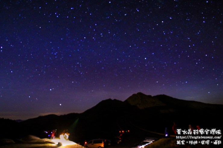 合歡山夏季銀河攝影【南投景點】|攝影人練拍雲海、車軌、星軌、銀河、高反差黃昏大景必來,攝影點彙整;旅遊人的盛夏避暑勝地。 @黃水晶的瘋台灣味