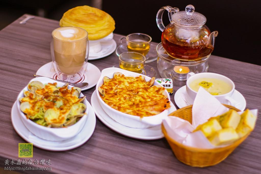 忘時義式小館【桃園美食】|讓人很放鬆的平價人氣義式餐廳;焗烤類、義大利麵、下午茶好友閨密來這很可以 @黃水晶的瘋台灣味