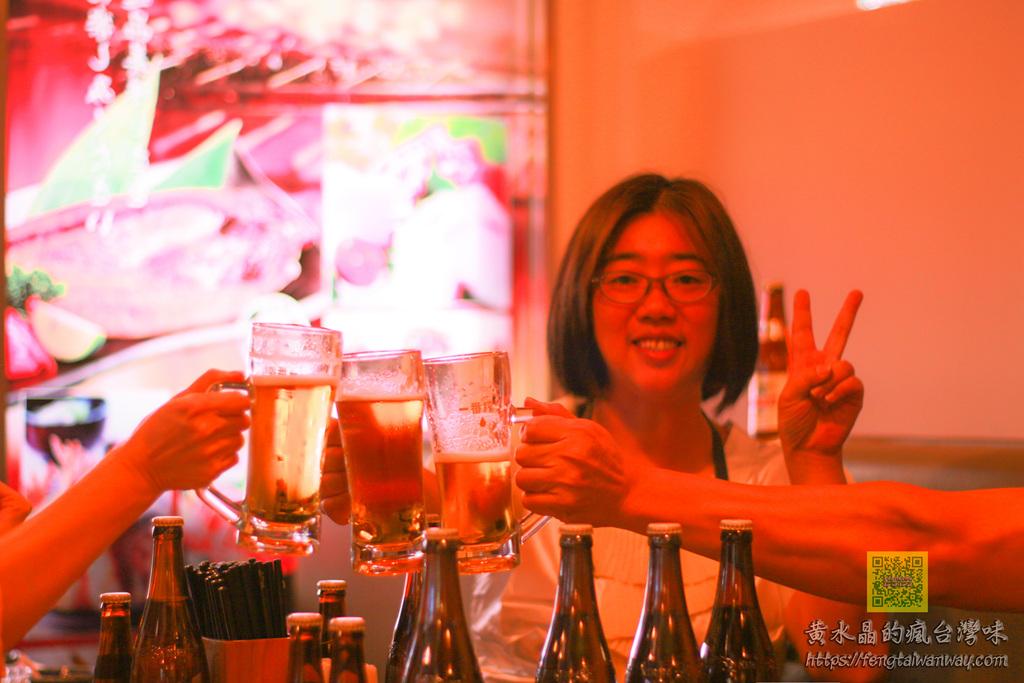 台灣麒麟一番搾好喝秘訣體驗會【台北內湖馳走屋】|品酒專家王鵬老師主持;全省20場kirin同好體驗會陸續報名中 @黃水晶的瘋台灣味
