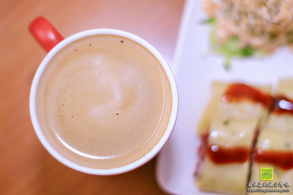 樂式享宴 Cafe & Brunch【桃園美食】|想不到早餐店也有好喝的香醇咖啡;食材用料大器不馬虎 @黃水晶的瘋台灣味