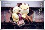 白冷肉包【台中美食】|谷關舊台八線50年老店必吃人氣限量手工肉包;食尚玩家推薦 @黃水晶的瘋台灣味
