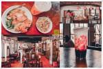 餓人谷美食客棧【蘆竹美食】|蘆竹古色古香複合式餐廳二訪;商務&好友聚餐餐廳推薦 @黃水晶的瘋台灣味