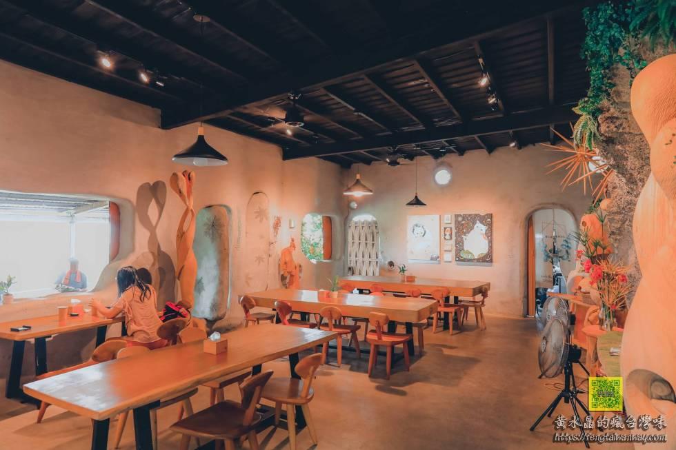 項鍊海岸工作室【花蓮美食景點】 台11線石梯坪海景第一排必拍的阿美族原住民海洋風味餐廳 @黃水晶的瘋台灣味