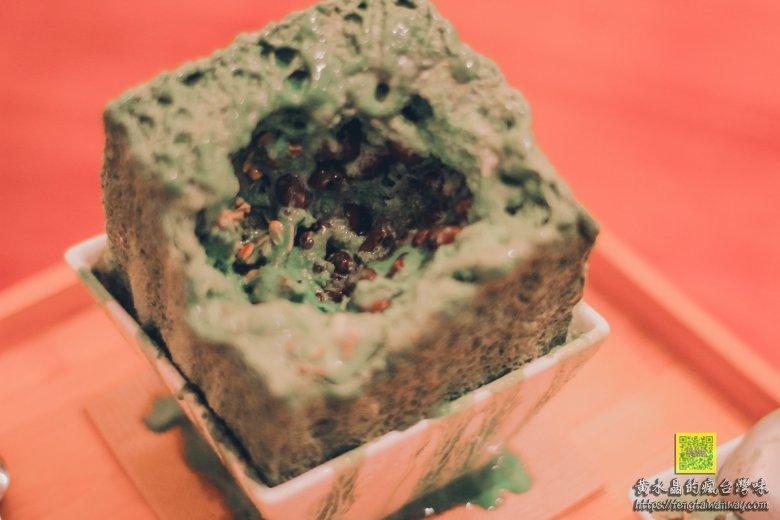 GARDEN 313【中壢冰店】 在一片綠意網美冰店裡大快朵頤韓式方形冰酥 @黃水晶的瘋台灣味
