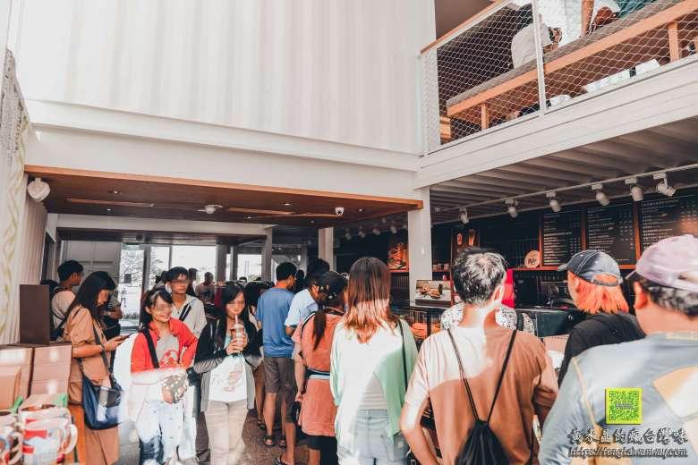 STARBUCKS星巴克洄瀾門市【花蓮咖啡】|花蓮必遊貨櫃屋星巴克二訪 @黃水晶的瘋台灣味