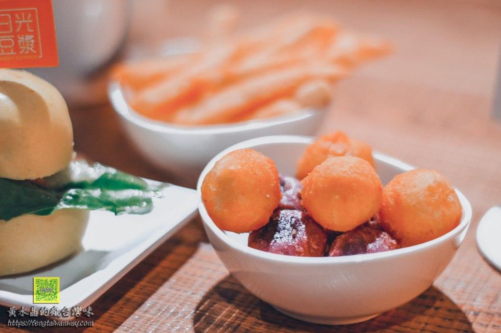 日光豆漿蘆竹店【蘆竹美食】|高人氣必訪豆漿店;傳統豆漿早餐店也可以很文青 @黃水晶的瘋台灣味