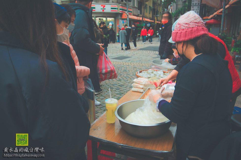 阿嬤ㄟ豆花【新北美食】|鶯歌老街必吃豆花&黑豆花&草仔粿&麻糬 @黃水晶的瘋台灣味