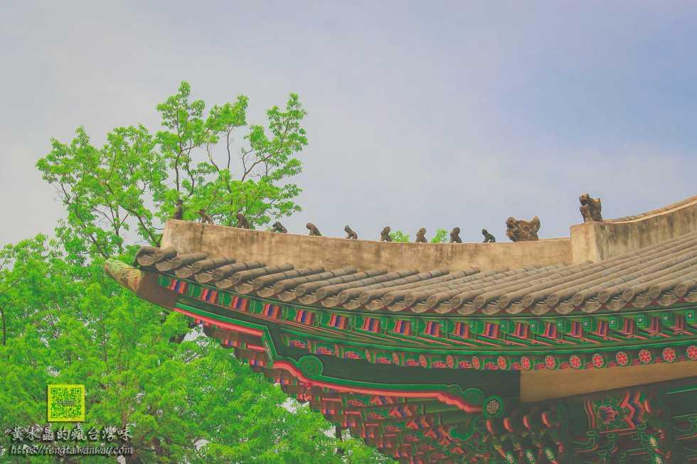 德壽宮【韓國景點】|首爾地鐵市廳站必遊韓西合併宮殿古蹟;一旁石牆路是賞楓小徑也是韓劇拍攝場景 @黃水晶的瘋台灣味
