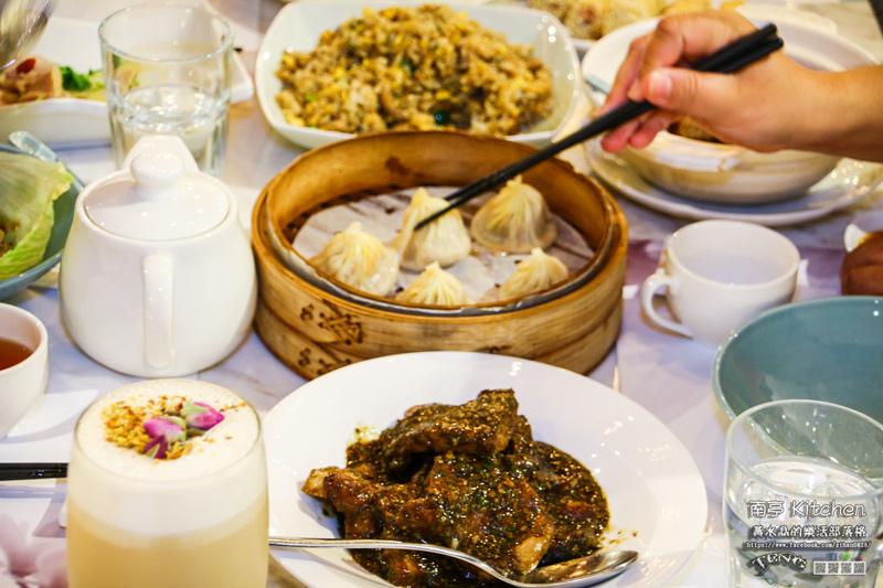 南亭 Kitchen【新竹美食】|新竹市Big City遠東巨城購物中心創意上海料理餐廳;顛覆對老派上海菜的刻板印象。 @黃水晶的瘋台灣味