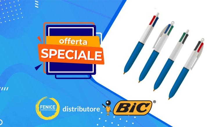 Penne Bic personalizzate