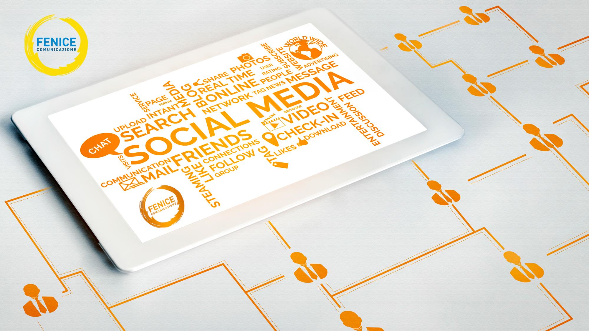 fenice Comunicazione Social media manager