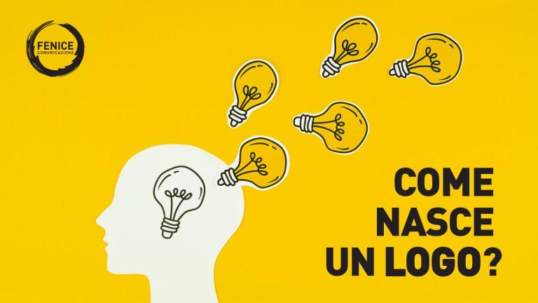 Ideazione di un logo grafica Fenice Comunicazione