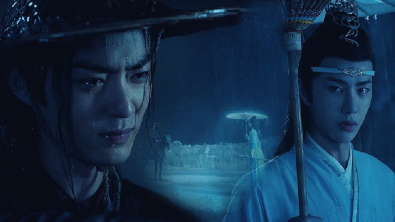 Небо в твоих глазах | The Sky in Your Eyes. Lan Wangji & Wei Wuxian /魏无羡x蓝忘机