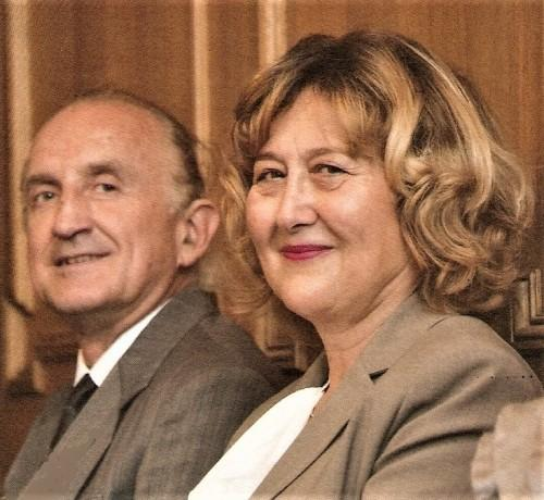 Bračni par Lidija i Damir Mihalić,  pokretači Inicijative