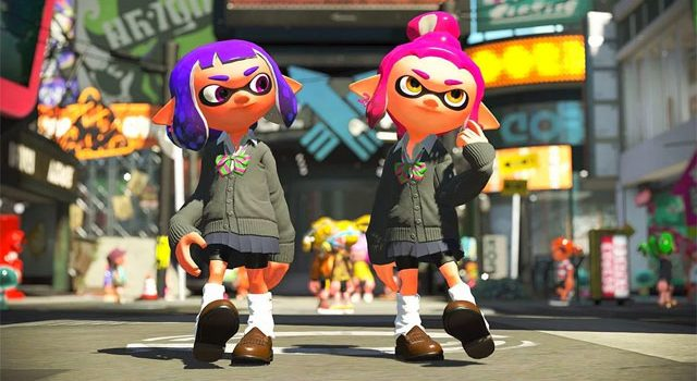 Splatoon 2 Gear Guide All Clothing Headgear And Shoes