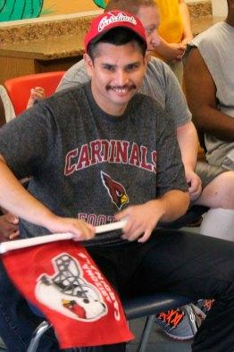 Fenix Group Cardinals Fan