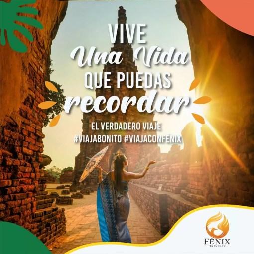 Agencia de Viajes en Morelia - Fénix Traveler