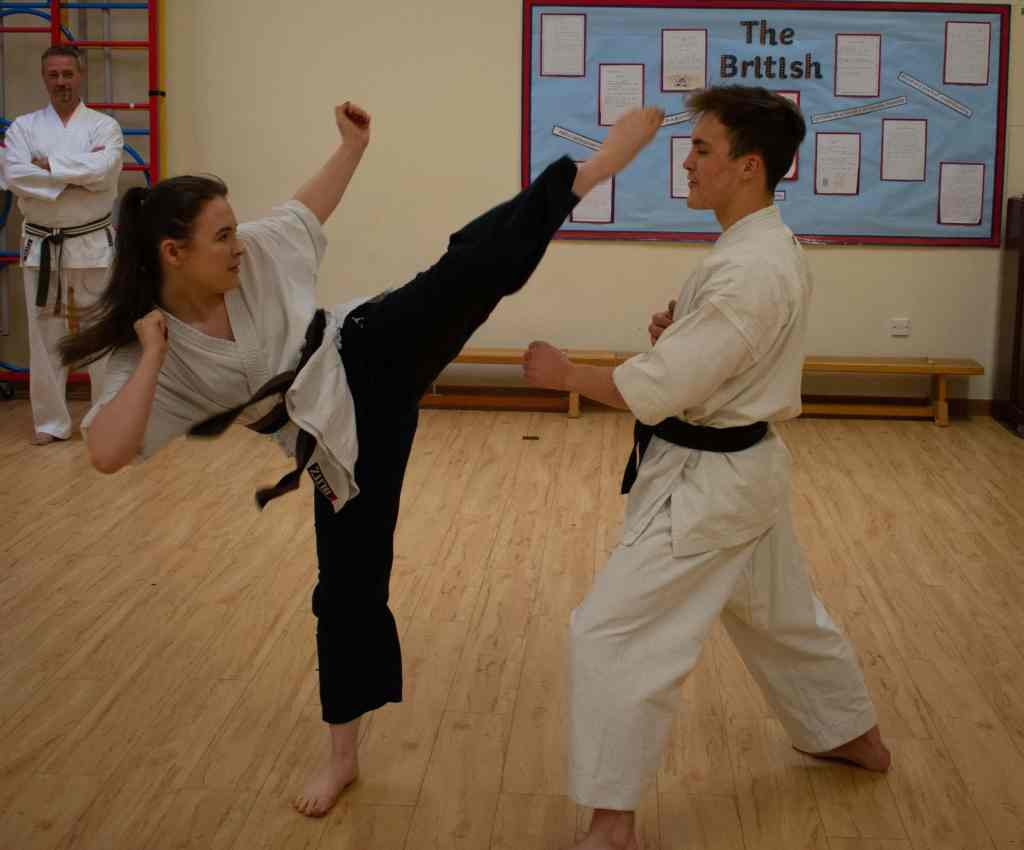 Adult Shotokan Karate Lessons - March, Wisbech And Downham