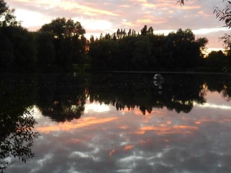 Sunset Orton Mere3