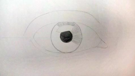 Как нарисовать глаз карандашом? Шаг второй. Портреты карандашом - Fenlin.ru