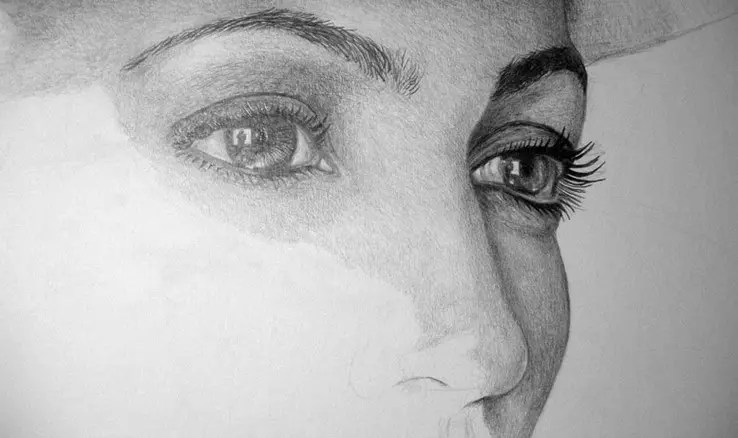 Как научиться рисовать взрослому человеку? Портреты карандашом - Fenlin.ru