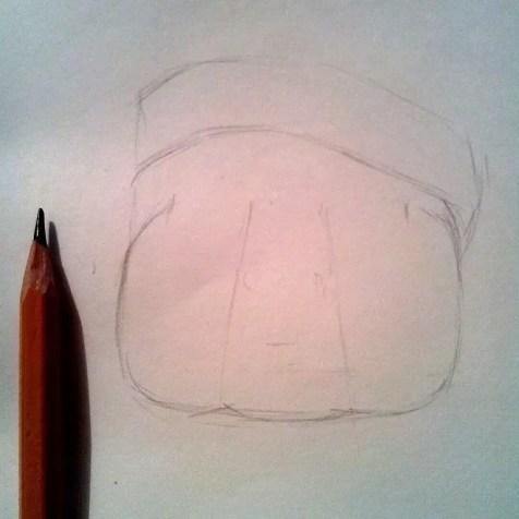 Как нарисовать ребенка? Шаг 6. Портреты карандашом - Fenlin.ru