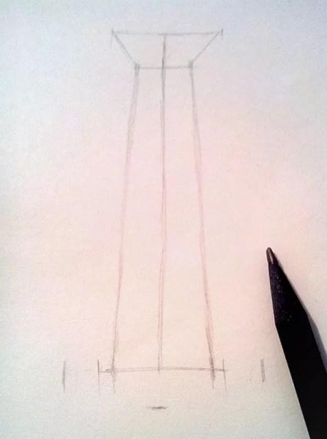 Как нарисовать нос человека карандашом? Шаг 4. Портреты карандашом - Fenlin.ru