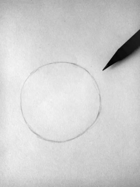 Как нарисовать огонь карандашом? Шаг 1. Портреты карандашом - Fenlin.ru