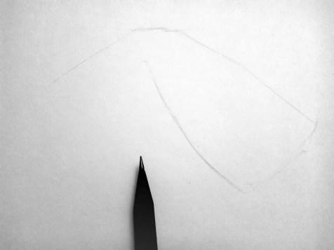 Как нарисовать руки карандашом? Шаг 1. Портреты карандашом - Fenlin.ru