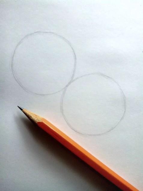 Как нарисовать белку карандашом? Шаг 1. Портреты карандашом - Fenlin.ru