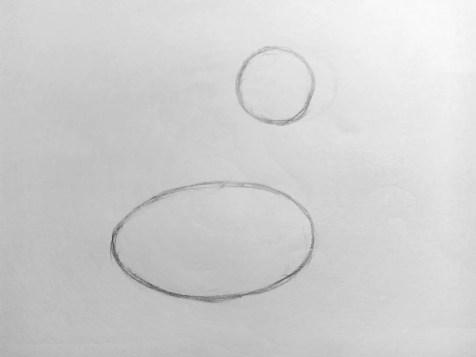 Как нарисовать лошадь карандашом? Поэтапный урок. Шаг 2. Портреты карандашом - Fenlin.ru