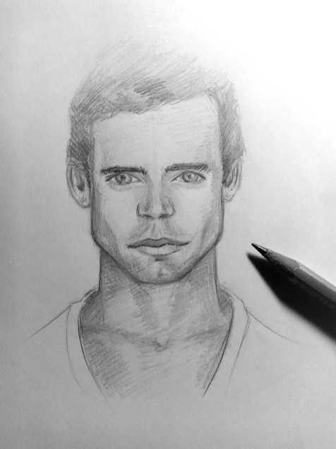Как нарисовать мужчину карандашом? Шаг 20. Портреты карандашом - Fenlin.ru