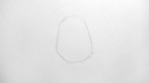 Как нарисовать кролика карандашом? Шаг 1. Портреты карандашом - Fenlin.ru