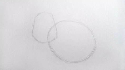 Как нарисовать кролика карандашом? Шаг 2. Портреты карандашом - Fenlin.ru