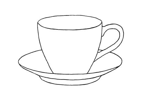 Как нарисовать чашку на графическом планшете? Шаг 8. Портреты карандашом - Fenlin.ru