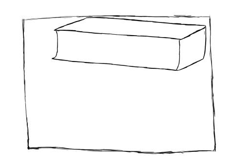 Как нарисовать книги на графическом планшете? Шаг 4. Портреты карандашом - Fenlin.ru
