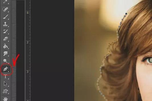 Фотомонтаж в образ с помощью Photoshop (Фотошоп). Шаг 4.1