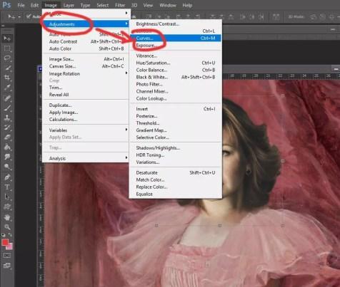 Фотомонтаж в образ с помощью Photoshop (Фотошоп). Шаг 13