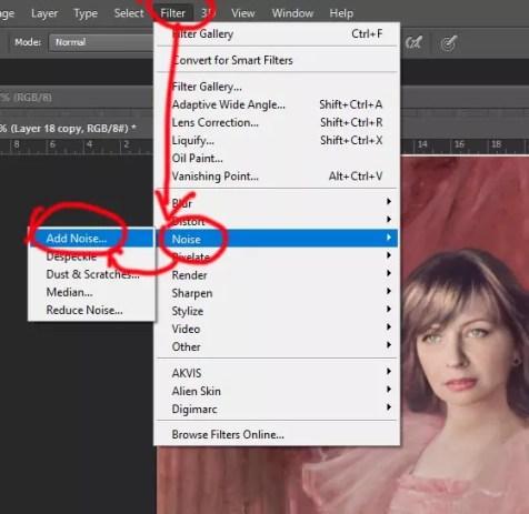 Фотомонтаж в образ с помощью Photoshop (Фотошоп). Шаг 31