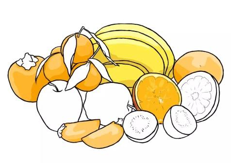 Как нарисовать фрукты? Шаг 15. Портреты карандашом - Fenlin.ru