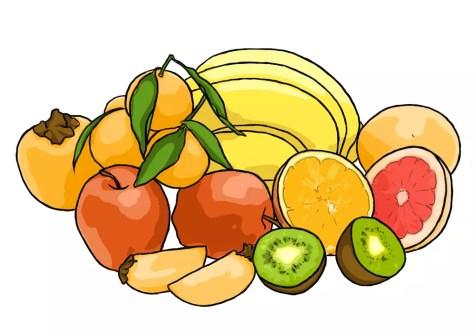 Как нарисовать фрукты? Шаг 20. Портреты карандашом - Fenlin.ru
