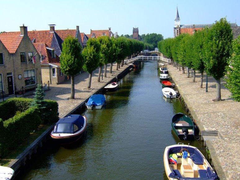 3 Friesland, Netherlands