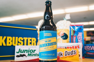 blockbuster beer