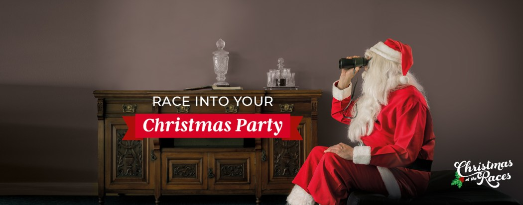 christmas at the races book now image