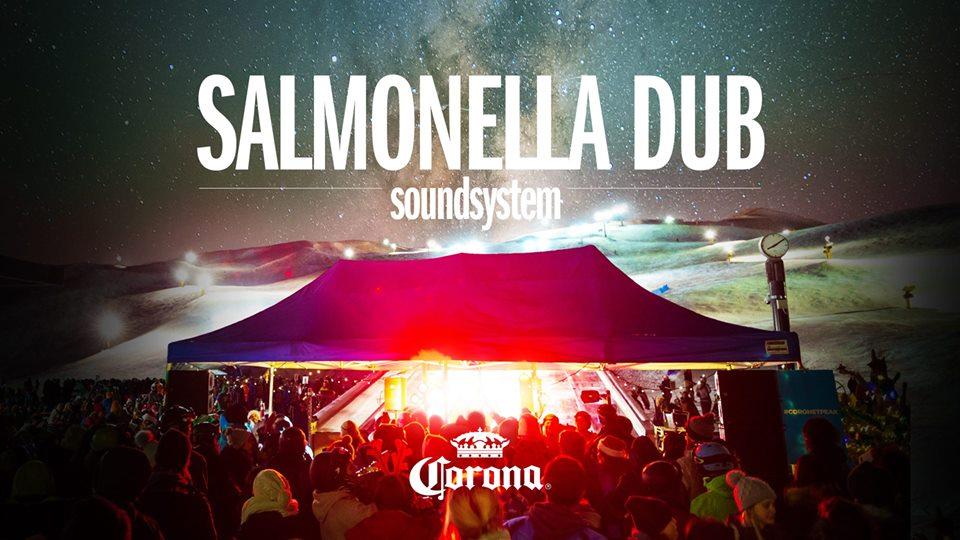 Salmonella Dub Sound System to Light Up Coronet Peak — FENNEC