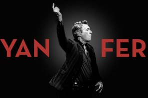BRYAN FERRY HEADING TO NZ