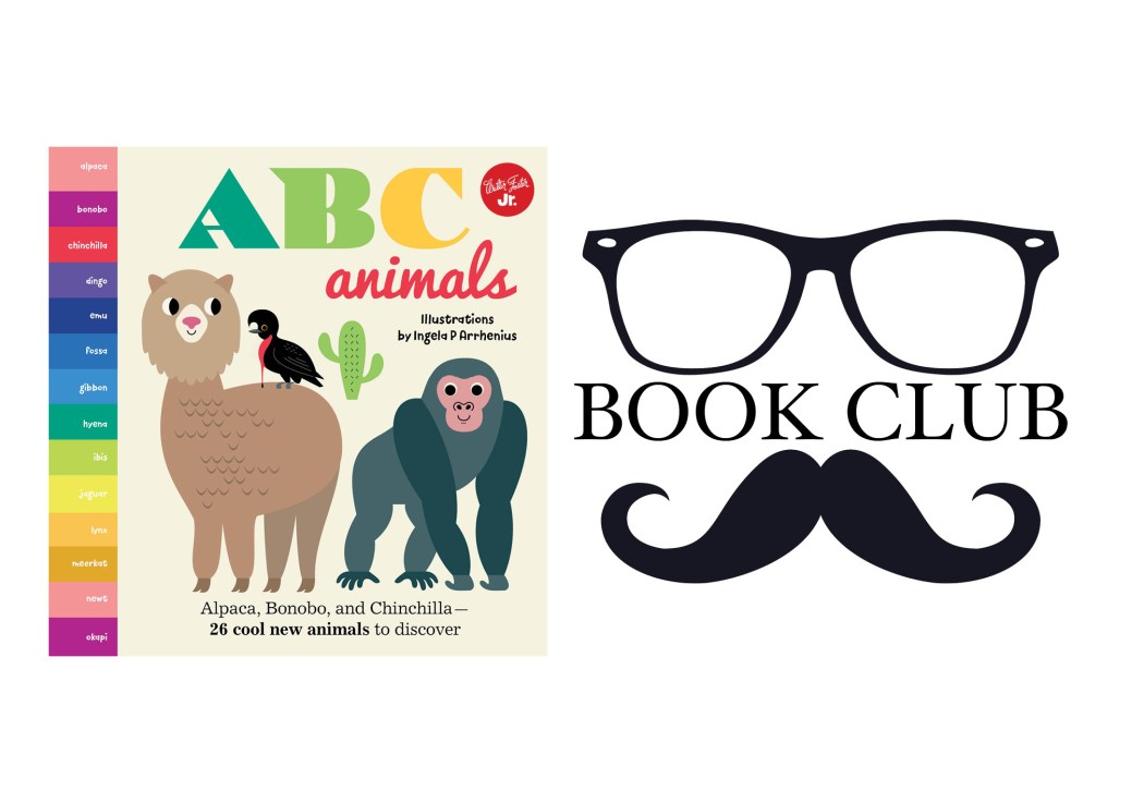 ABC ANIMALS By Ingela Peterson Arrhenius