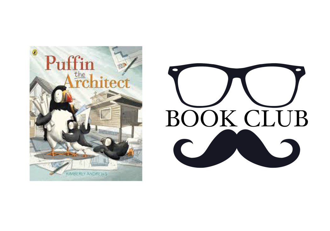 Puffin the Architect By Kimberly Andrews