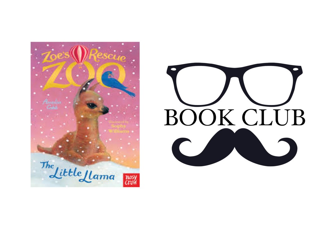 ZOE'S RESCUE ZOO: THE LITTLE LLAMA By Amelia Cobb