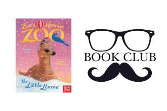 ZOE'S RESCUE ZOO: THE LITTLE LLAMA By Amelia Cobb